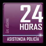 urgente asistencia policia