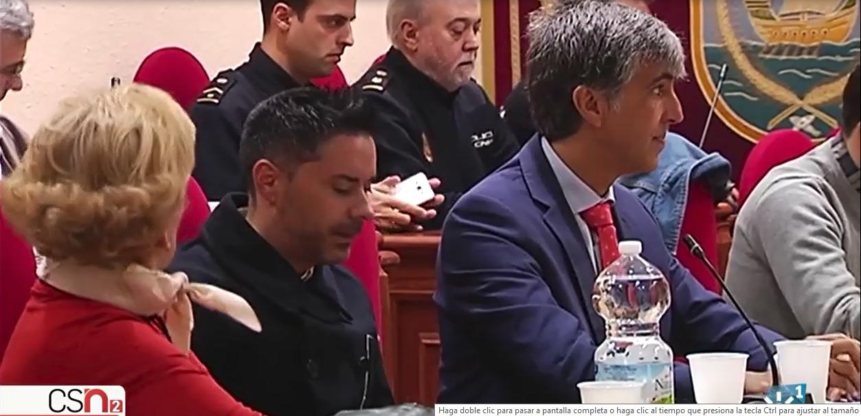 Abogados Coria del Río IN DIEM. Canal Sur. Televisión. Noticias. Gases . Tóxicos.