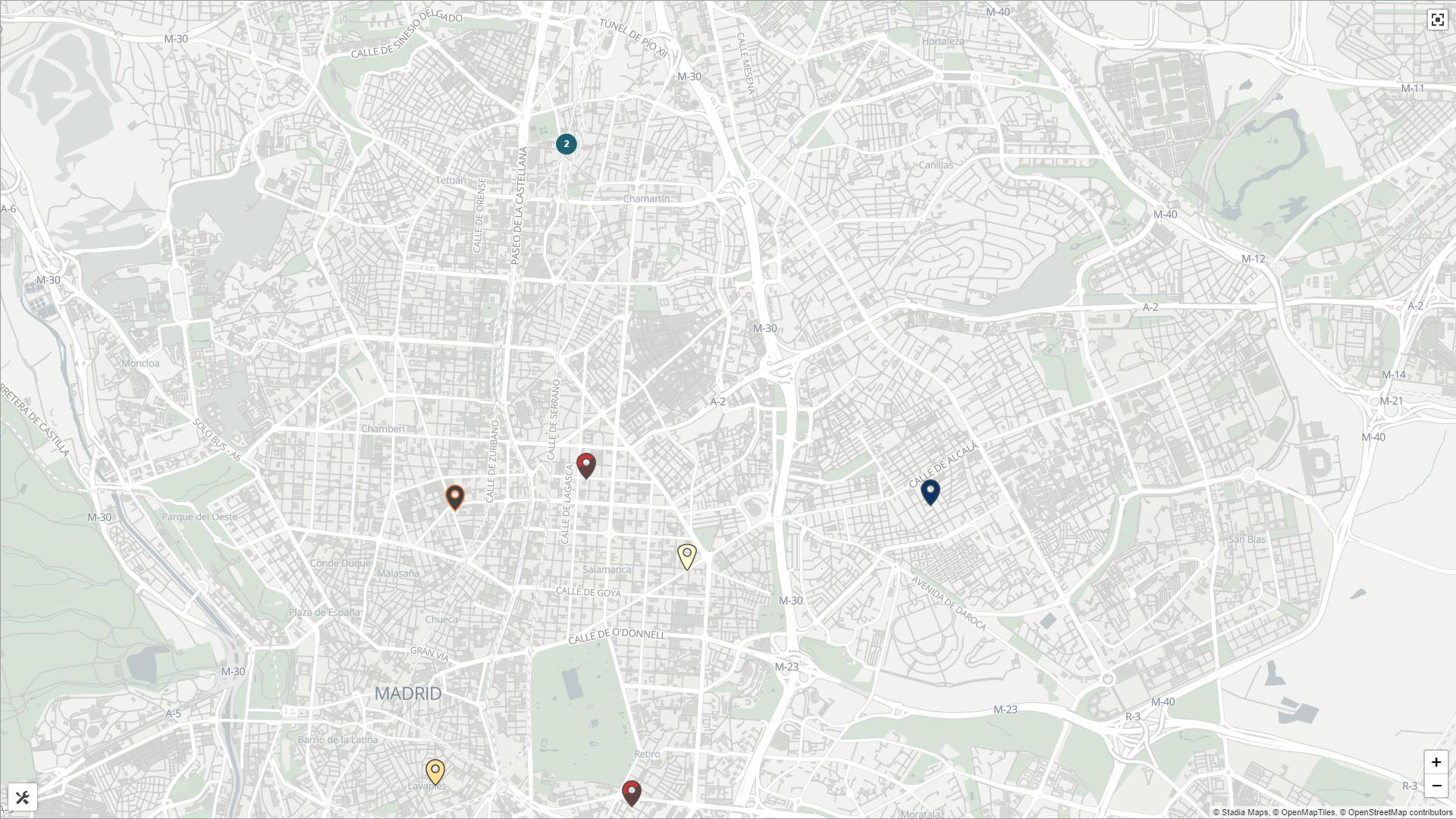 Cajeros Automáticos de Criptomonedas en Madrid (España). ATMs installation in Madrid (Spain)