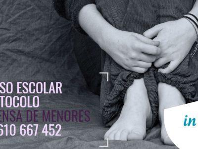 Acoso Escolar-Protocolo-Abogados de Menores-IN DIEM. Sevilla, Málaga, Madrid, Las Palmas de Gran Canaria, Almería, Huelva, Tomares, Estepona, Mairena del Aljarafe, Mairena del Alcor, Dos Hermanas, Coria del Río.
