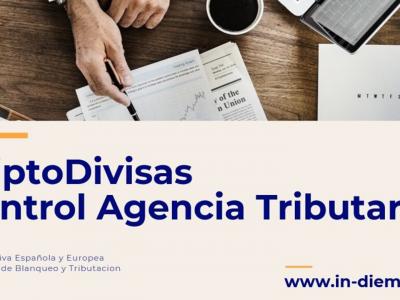 Monedas Virtuales y Agencia Tributaria. Criptodivisas-Control Hacienda-Anteproyecto Ley-Abogados especialistas en Criptomonedas-IN DIEM-02